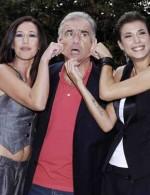Elisabetta Canalis con gene Gnocchi