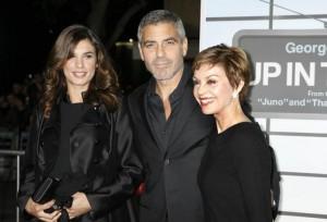 George Clooney- Canalis- Mamma Nina