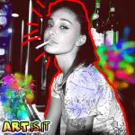 Belen-rodriguez-brooklyn-fuma-sigaretta-0001